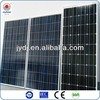 Grade A soalr panel factory direct price per watt solar panels with TUV/CE/UL