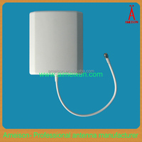 10dbi 1920 - 2170 MHz uhf Directional Wall Mount Flat Patch cb Panel Antenna 3g tablet antenna cell phone external antenna