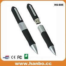 OEM pen shape USB flash driver low carbon USB stick