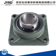 china cheap price flange bearing housing inch ucf216-50 square shape bearing block