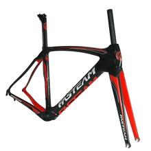 Fasteam 2015 Hot selling Carbon Road frameset carbon fiber bicycle frame road racing bike frame 3k frame cheap selling!