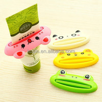 Cute animal shaped tube toothpaste squeezer