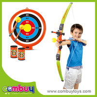 Newest Plastic Sport GameToy Bow And Arrow