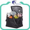 Promotional insulated 6 pack cooler tote bag