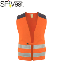 High visibility M-5XL running reflective vest