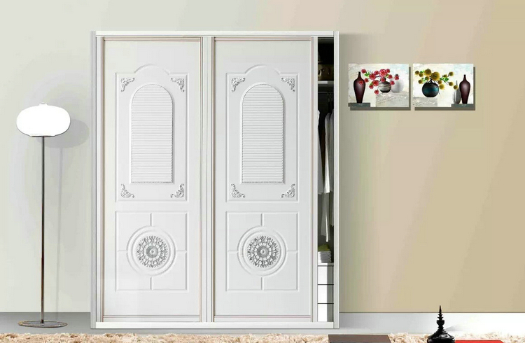 China products prices acrylic mdf panel high gloss for wardrobe door