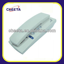 Low price slim phone home washroom mini trimline phone