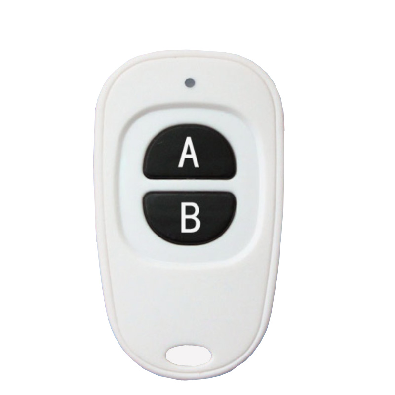 2 channel EV1527 wireless copy code rf remote control light switch