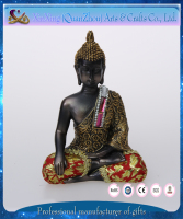souvenir home decoration India resin buddha statues for sale