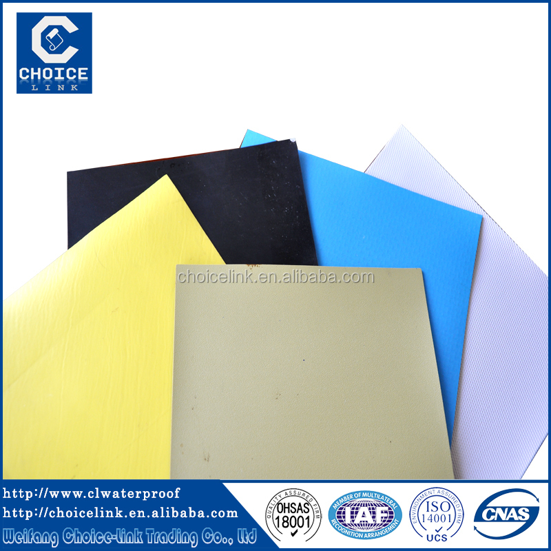 1.5mm PVC waterstop factory plastic sheet