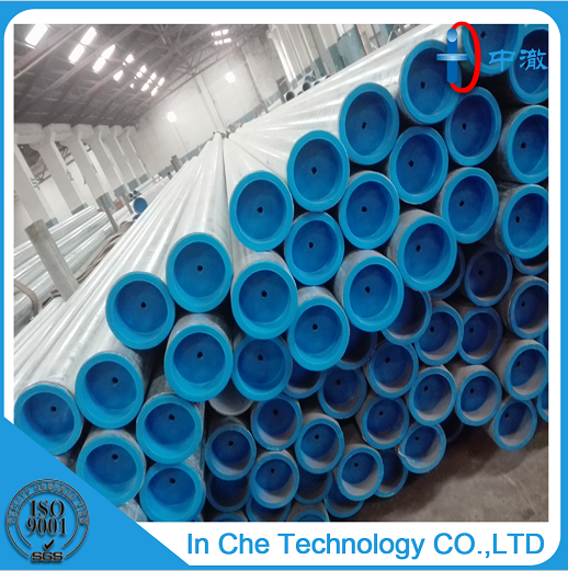 PE lined steel pipe for drinking water transportation Or epoxy coated steel plastic composite pipe
