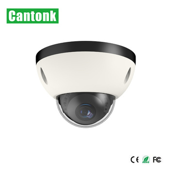 Cantonk 2mp waterproof metal housing mini ip cctv camera