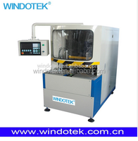 PVC window cleaning machines / UPVC profile cleaning machine / PVC window surface cleaner SQJ-CNC-120