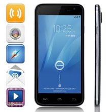 100% Original Doogee DG310 Smartphone MTK6582 Quad Core Android 4.4 1GB/8GB 1.3MP/5.0MP Capacitive Screen 854X480 Pixels