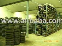 used tyres 2,5mm~5mm