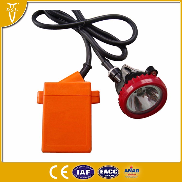 hot selling lithium battery safety lamp for miner sale
