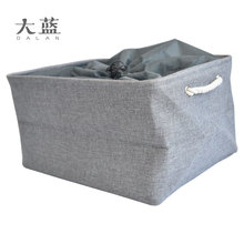 Chinese folding multipurpose nonwoven storage box