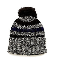 Embroider Fashion Cheap Winter Pom Poms