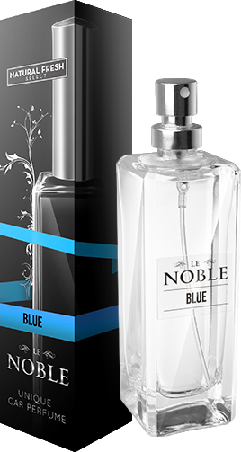 LUXURIOUS CAR AIRFRESHENER - NOBLE - unique premium liquid air perfume