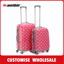 2014 travel bag luggage bag pc travel case made in china