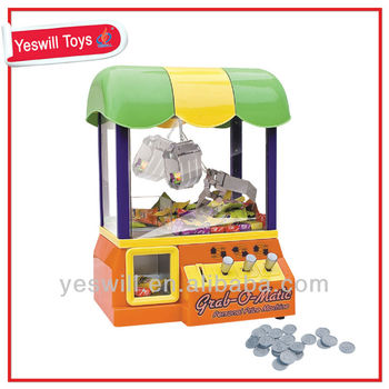 B/O Candy Grabber With Music,Candy Machine,Candy Toy for kids