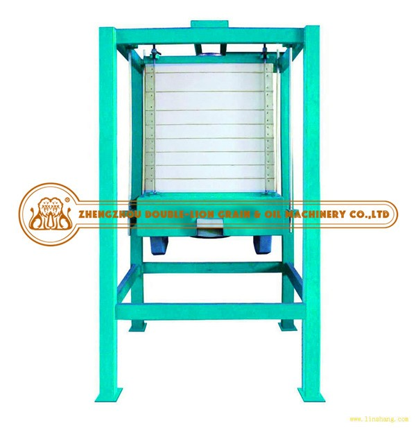 Hot sale single bin flour mill plansifter for sale