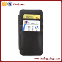 flip wallet leather case for ipod touch 6 desimon