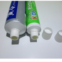 Make Your Own Laminated Plastic Toothpaste