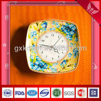 Porcelain dial electronic clock / table clock / wall clock with different classical design