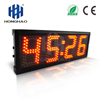 "Honghao 5"" 4 Digit LED Large Countdown Count Up Clock Timer For Sport Race"