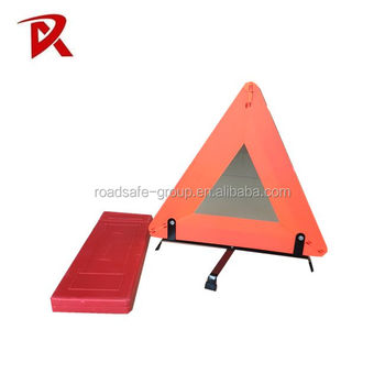 Hotsale Car Warning Sign Red Triangle Roadsafety