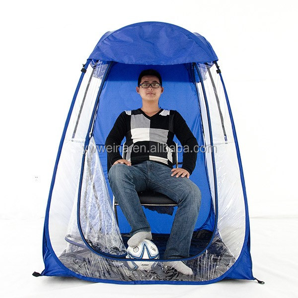 10 Colors Under the Weather Portable Baseball Chair Sports Pop Up <strong>Tent</strong>