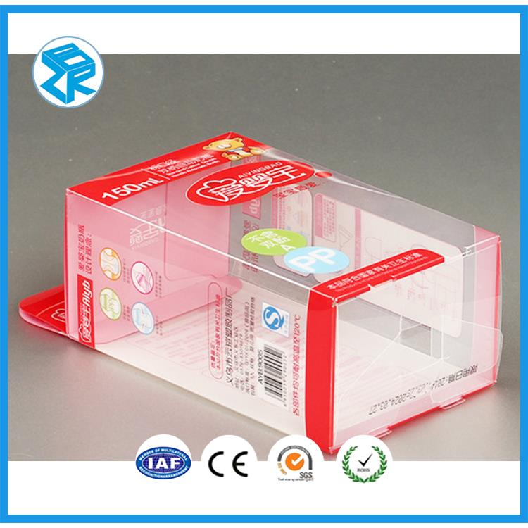 Excellent Strength Large Plastic Pvc Blister Folding Boxes With Card Tool Packing