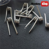 Hot on sale Vaporizer Coil Wire Fused clapton coils Prebuilt Wire in stock