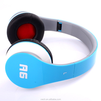 The best selling items 2016 colorful design headphones with amazing sound quality for mobile phone