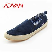 Wholesale Colored Fast Flats Spring & Summer Casual Men Loafer Shoes Casaul Shoes From China Factory