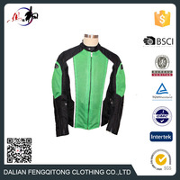 Customized Sports Wear Hard Mesh Motorcycle Jacket Auto Racing Jacket