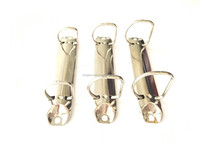 (China suppliers)2D ring metal clip /binder clips