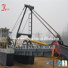 18 inch Hydraulic Cutter Suction Dredger For Lake Sand Dredging