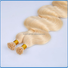 World latest famous products most sold fast shipping factory price #613 body wave stick tip hair extension