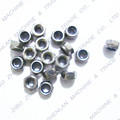 M4 M5 Stainless Steel SS304 SS316 ALL Metal Hex Insert Lock Nut ,Carbon steel Insert Hex Lock nuts