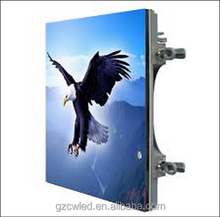 huge display screen manufacturer indoor high brightness p6 video paly led touch display