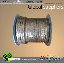 Meter Seal Graphite Packing Inconel Wire Reinforced