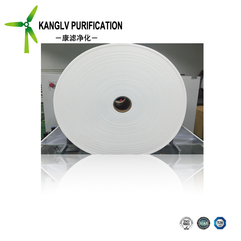 Patented Kanfilter 1 hepa filter paper for hepa air filters