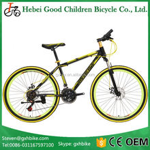 "Bike mountain bike off road bike double disc /26""29er Mountain bicycle GXH MTB with High Quality Derailleur"