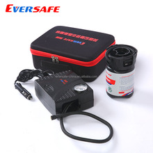China Eversafe Fast Spare Tyre Inflator Emergency Kit 600ml / 21oz.