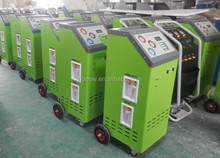 Automatic A/C Refrigerant Recover Recycling Vacuum and Recharging Machine R134a A/C Service Station