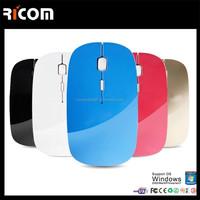 cheap 2.4ghz wireless bluetooth mouse laser from Shenzhen Ricom BM8003