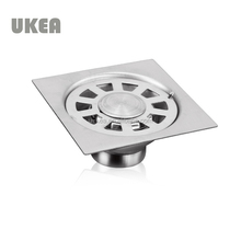 Bathroom Accessories Online Stores Cheap 201 Stainless Steel Shower Drain Floor Grate Drain
