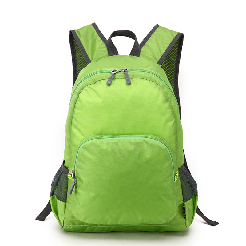 Wholesale Fashion Design nylon Women Laptop Travel Backpack Student racksack